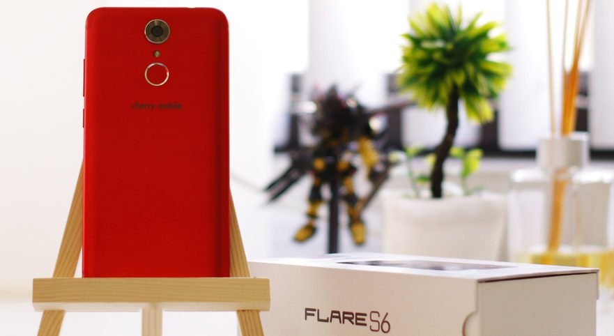 Red Cherry Mobile Flare S6 price and specs on Revu Philippines