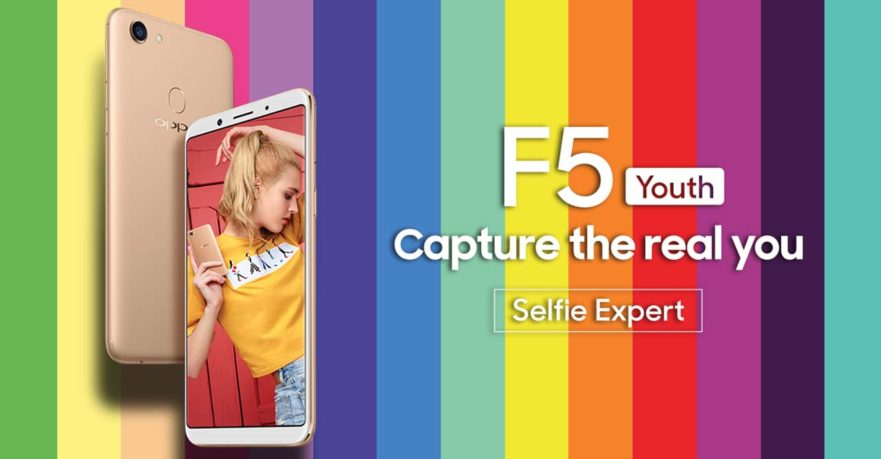 OPPO F5 Youth price and specs on Revu Philippines