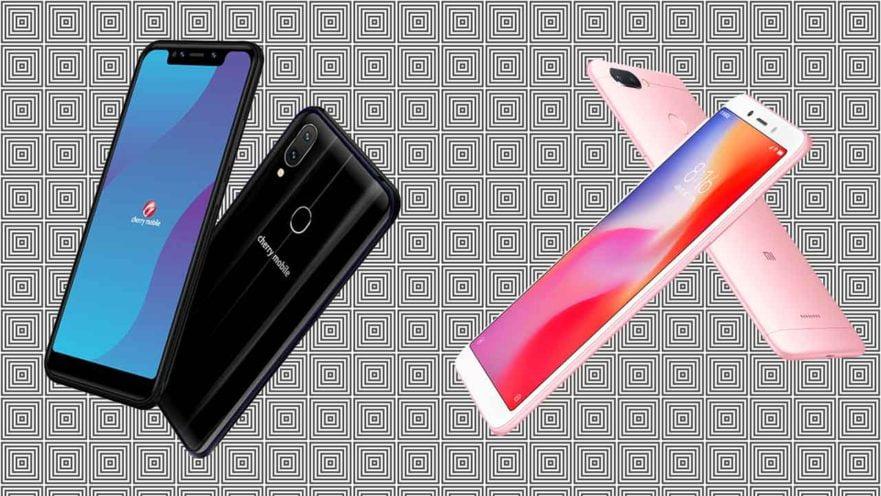 Cherry Mobile Flare S7 Deluxe vs Xiaomi Redmi 6: specs and price comparison on Revu Philippines